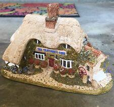 "Lilliput Lane English cottage ""Thatcher's Rest"" approx. 6""x 8"" c1980 detailed"