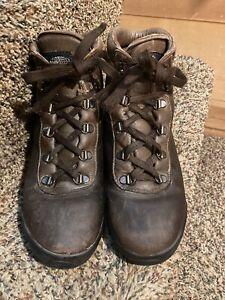 Vasque Skywalk Brown Cowhide Leather Hiking Mountaineer Men's 8.5 M