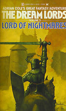 Lord of Nightmares-Dream Lords #3-Adrian Cole-1977