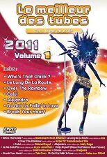 13062 // LE MEILLEUR DES TUBES EN KARAOKE 2011 VOLUME 1 DVD NEUF