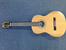 Miguel Rosales MrC3 Solid Cedar Top,Nylon String Classical Guitar+Free Gig Bag