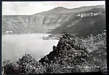Italy~ITALIA~1950's NEMI ~Lazio Region ~ Lago ~ RPPC