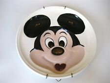 Vintage Mickey Mouse Hanging Collector Plate