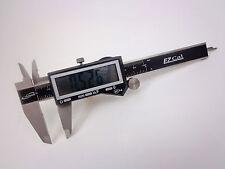 "4"" IP54 Electronic Digital Caliper Fractional, SAE, Metric Lrg LCD Stainless iGa"