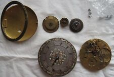 Breguet Repeater Pocket watch movement parts and dial 50,5 mm. in diameter