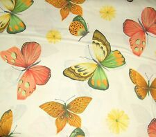 Kinderzimmer Gardinen Schmetterling Gunstig Kaufen Ebay