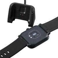 1M USB Charging Dock Cradle Charger for Xiaomi Huami Amazfit Bip Bit Pace Lite