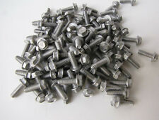 Machine Screws,  8-32 x 1/2 Hex Washer Head - Zinc - Lot of 500