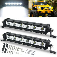 2x LED Work Headlight Spot Light Car Truck Trailer SUV Driving Lamp High Bright