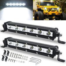 2x LED Work Headlight Spot Light Car Truck Trailer SUV Driving Lamp High Bright