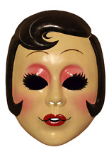 """""""The Stranger Prey At Night"""" """"Pin Up Girl"""" Licensed PVC Movie Character Mask"""