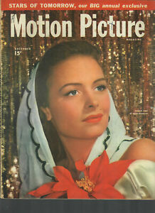 Motion Picture Dec1946 Donna Reed Cover...