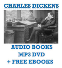 Charles Dickens Audio Dramas Collection MP3 DVD + FREE EBOOKS