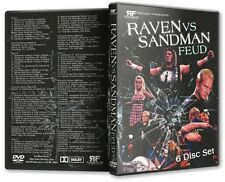 Sandman vs Raven in ECW 6 DVD-R Set, Extreme Championship Wrestling The WWE WCW
