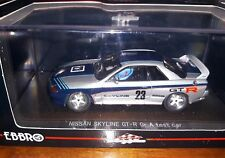 Ebbro 1/43 Nissan Skyline GT-R #23 Gr. A test car 44210