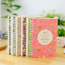 Creative Stationery Classic Journal Travel Coil Notepad Notebook 80 Sheets Diary