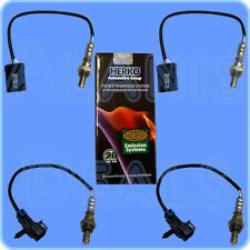 New Oxygen Sensor OEM-Replacement Complete Set (4) For Cadillac GMC Chevrolet