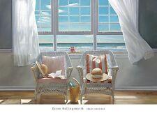 Companions By Karen Hollingsworth Coastal Print 36x26