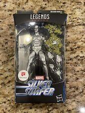 Marvel Legends Silver Surfer Fantastic Four Silver Walgreens Exclusive SEALED!1