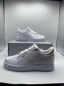 Nike Air Force 1 Low White '07 Men's Sizes 315122-111