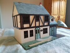 Dolls House - Individual Build with Furniture and Dolls.