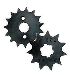 PBI - 857-13 - Steel Front Sprocket, 13T`