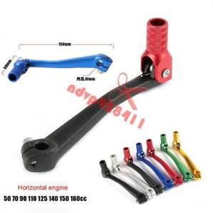 Bicicleta Shifter 1 par de aleaci/ón de aluminio dedo Dial transmisiones 7 velocidad velocidad monta/ña transmisi/ón