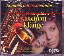 Notte d'estate melodia-sehnsuchtsv. sax suoni READER'S DIGEST 3 CD BOX OVP