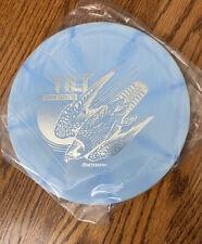 New Discmania Tilt - Simon Lizotte Signature Series Disc Blue w Silver Stamp