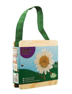 Mrs Green Flower Press Large