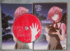 Elfen Lied Vol. 4 Vector Four Anime R1 DVD ADV UPC PUNCHED Mystery TV-MA