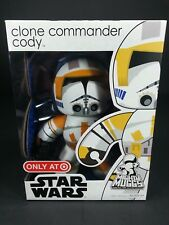 Star Wars 2008 COMMANDER CODY ( MIGHTY MUGGS ) New Unopened Figure