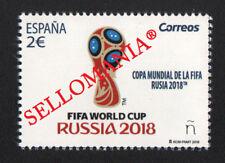 2018 FIFA RUSIA COPA DEL MUNDO DE FUTBOL ** MNH WORLD WIDE FOOTBALL COUP TC20961