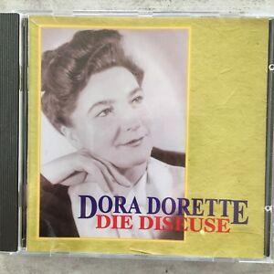 DORA DORETTE: Die Diseuse (CD TMK 005966 Stereo / neu)