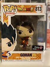 Gamestop Exclusive Dragon Ball Super Metallic (Gohan) Funko Pop! #813