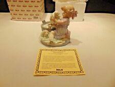 Dolfi Lisi Martian Pamperd Puppies Figurine