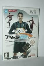 PES 2008 PRO EVOLUTION SOCCER 2008 GIOCO USATO NINTENDO Wii ED ITA PAL MG1 55296