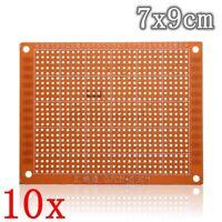 11x9 cm PCB Veroboard Prototype Strip Vero Board breadboard SMD LQFP SOP DIP