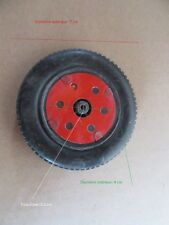 579H Toy Old Wheel with Tire Michelin 7 X 4 cm