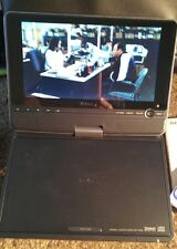 Sony Portable DVD/CD Player DVP-FX810 With Case And AC Adaptor