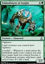 Embodiment of Insight X4 NM Oath of the Gatewatch MTG Magic Cards Green Uncommon