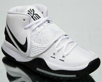 Nike Kyrie 6 Oreo Men's Irving White Black Platinum Basketball Sneakers Shoes