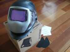 3M Speedglas 9100XXSW Darkening Welding Helmet w/Side Windows,Hornell Speedglass