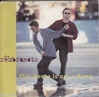 THE REMBRANDTS This House Is Not A Home CD Single