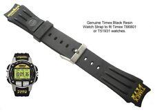 Timex Ironman triathlon Flix 18mm Watch band fit T66801, T51931