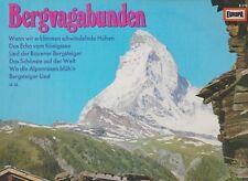"12"" LP Vinyl Bergsteiger Chor ""Bergvagabunden"" Europa"