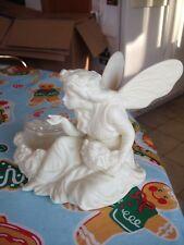 Partylite P7135 Ariana's Garden Angel Fairy Votive Candle Holder Brand New Rare