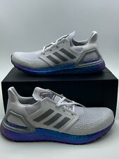 Adidas UltraBoost 20 Goodbye Gravity Men's Running Shoe Grey Sizes 8-12 EG0755
