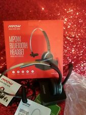 Mpow BH231A Bluetooth HeadSet Wireless