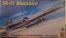 Revell 1/72 SR-71A Blackbird Plastic Model Kit 85-5810